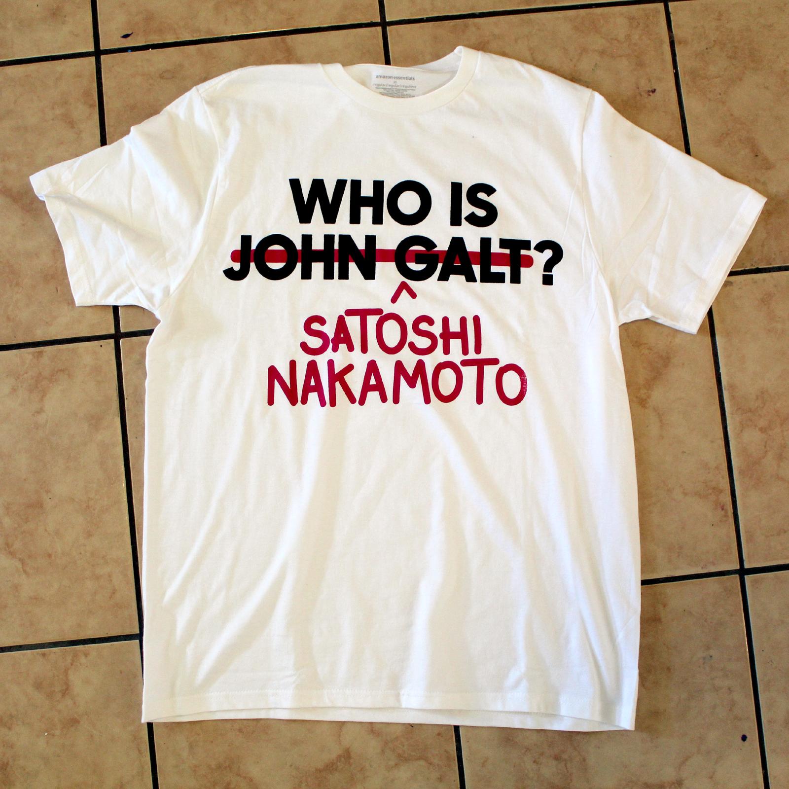 Who is Satoshi Nakomoto