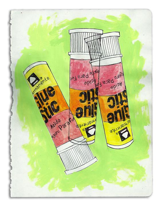 Glue Stic