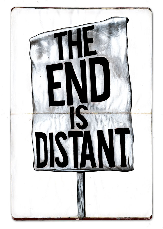 The End is Distant
