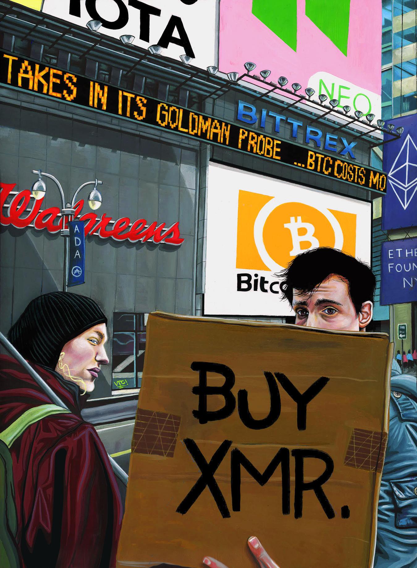 Buy XMR.