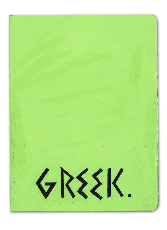 Moleskine Book.